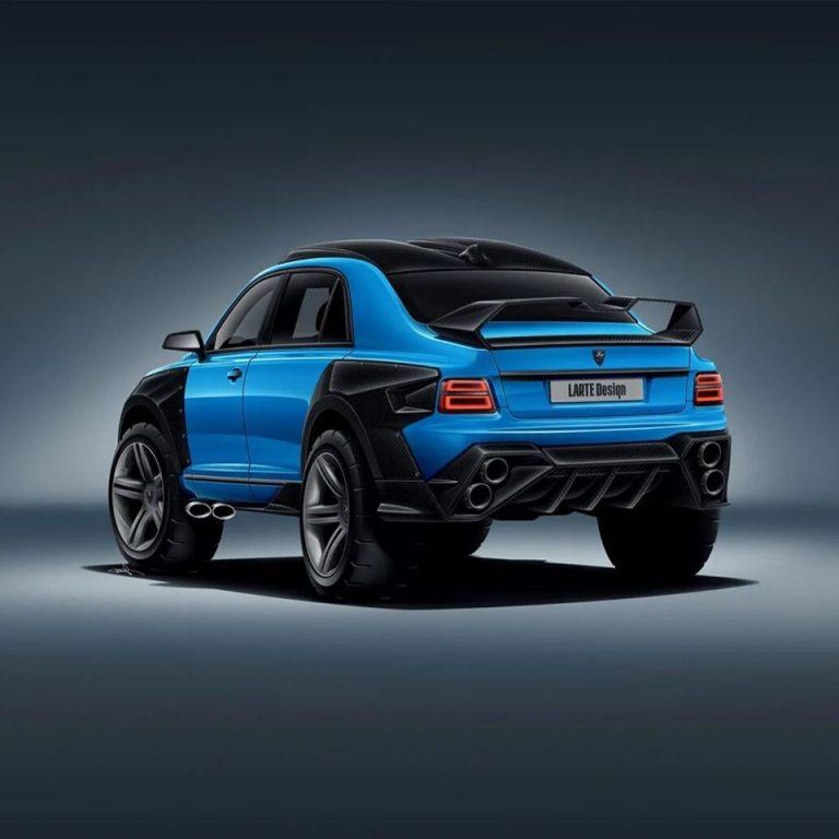 'Rolls-Royce Nga' lột xác thành SUV off-road hạng nặng - 3