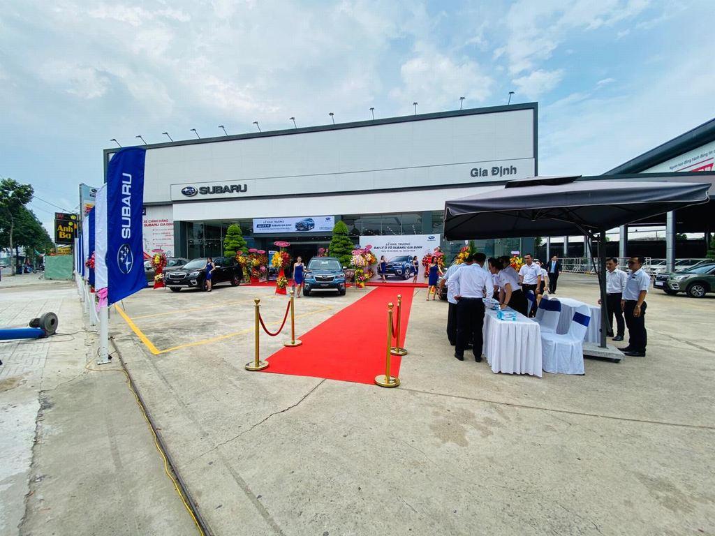 Subaru Việt Nam khai trương thêm đại lý ở Quận 12 – TPHCM - 4