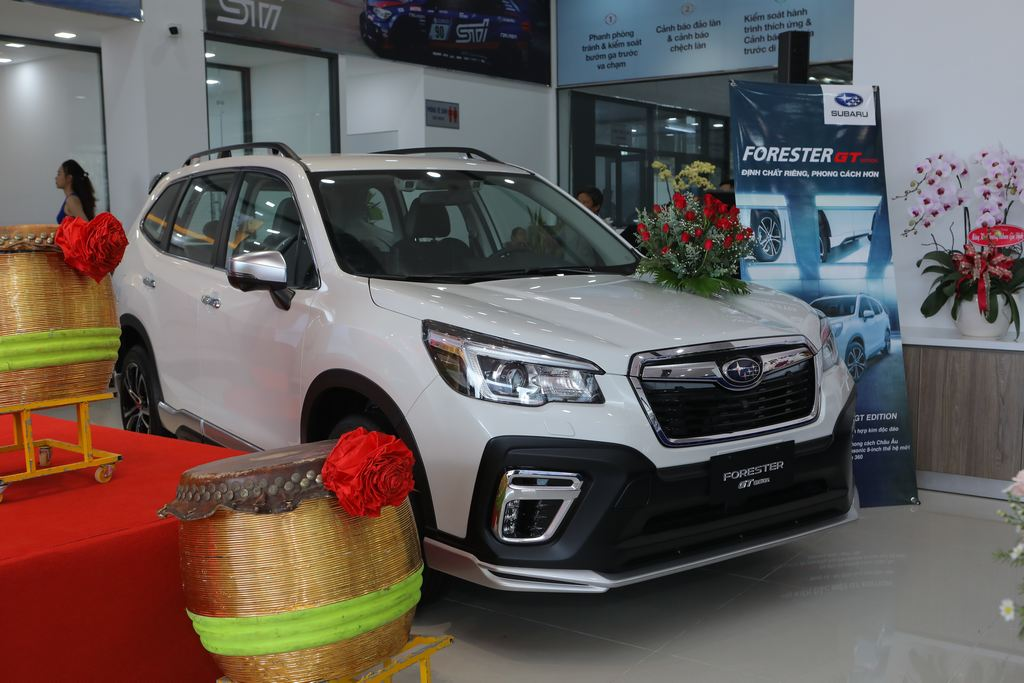 Subaru Việt Nam khai trương thêm đại lý ở Quận 12 – TPHCM - 3