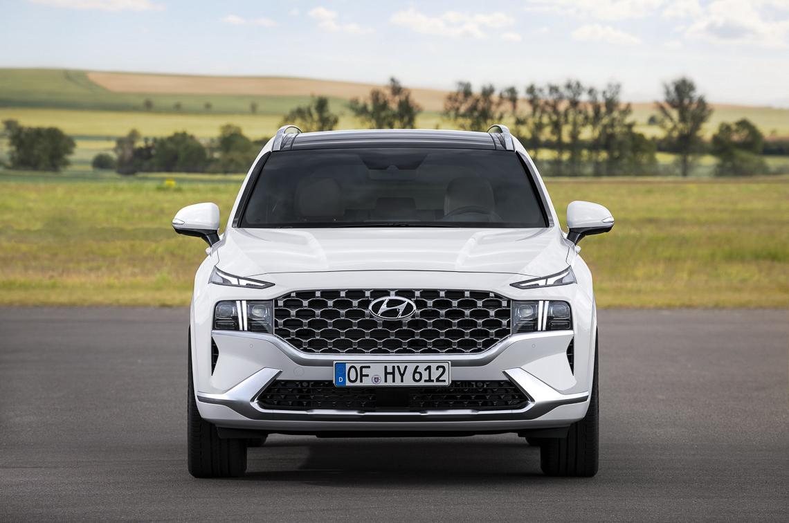 Hyundai Santa Fe 2021 ra mắt chính thức, thay đổi ngoại hình và công nghệ - 10