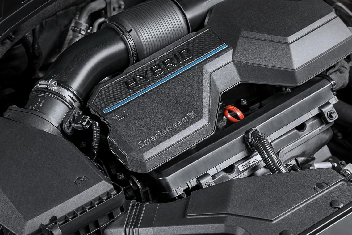 Hyundai Santa Fe 2021 ra mắt chính thức, thay đổi ngoại hình và công nghệ - 16