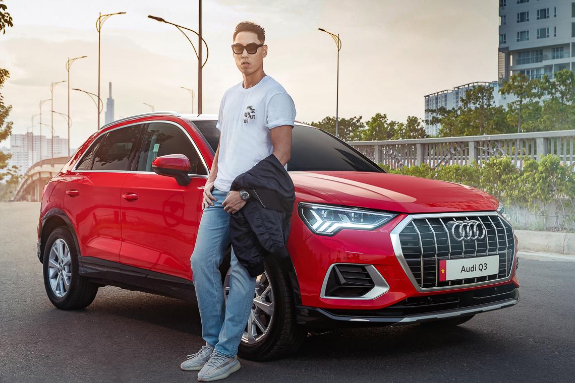 Audi Q3 hiện đại bắt đầu trình diễn tại Việt Nam - 4