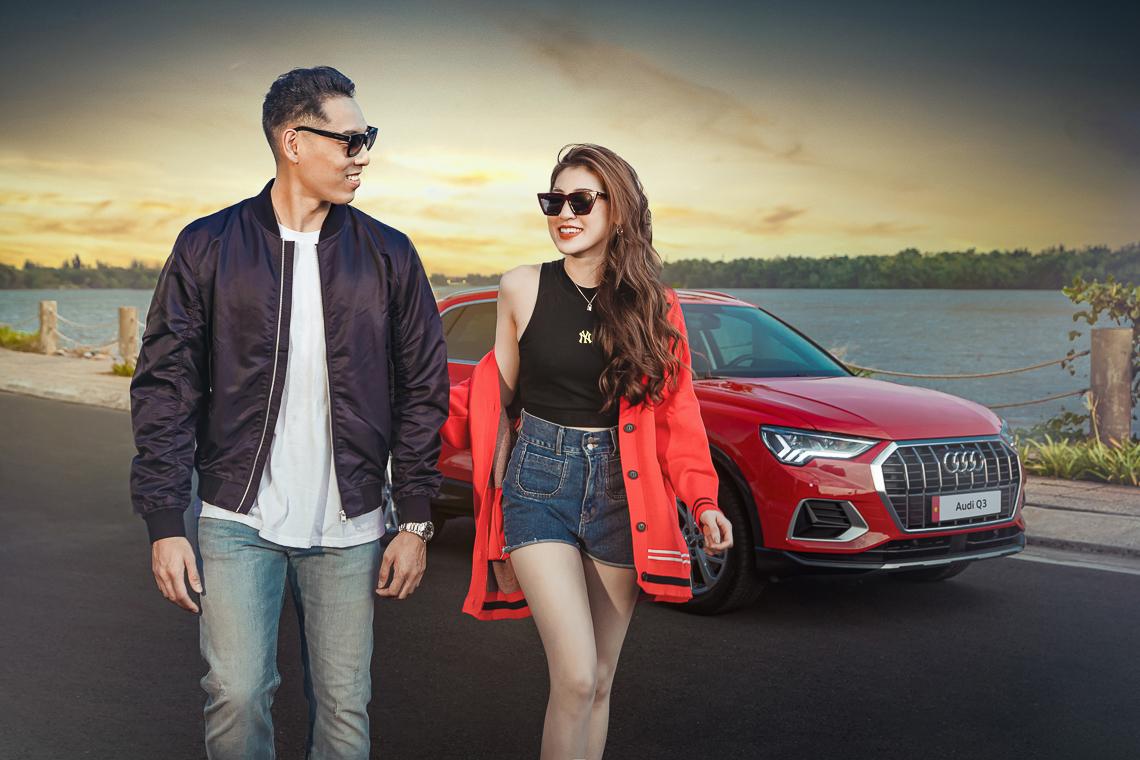 Audi Q3 hiện đại bắt đầu trình diễn tại Việt Nam - 5