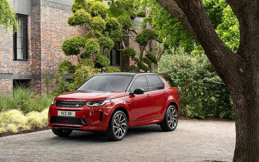 Land Rover Discovery Sport - 01