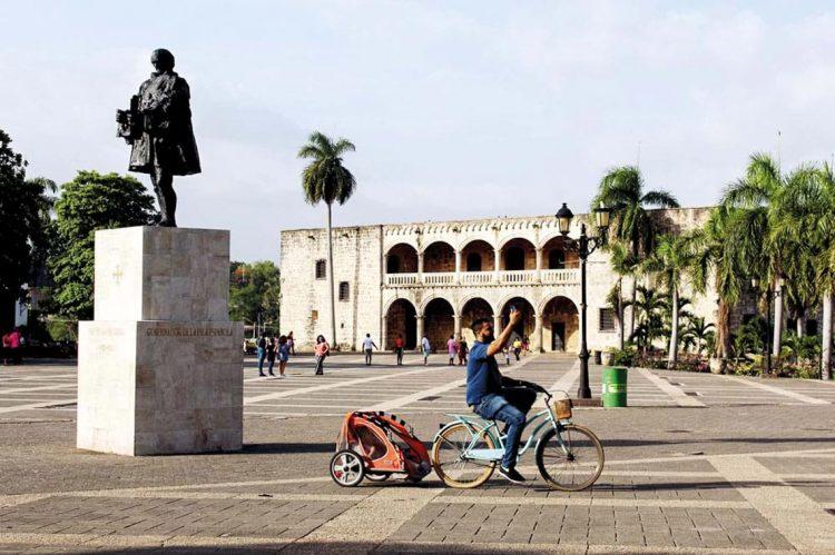 Santo Domingo - nơi Tân thế giới được mở ra -2
