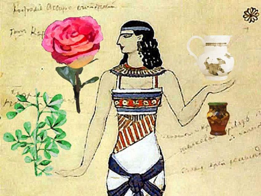 Nước hoa của Nữ hoàng Cleopatra - 3
