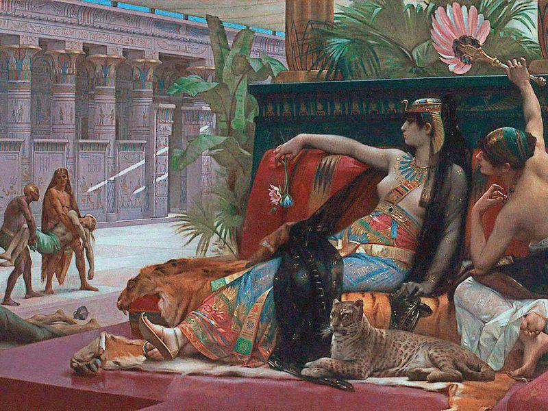 Nước hoa của Nữ hoàng Cleopatra - 2