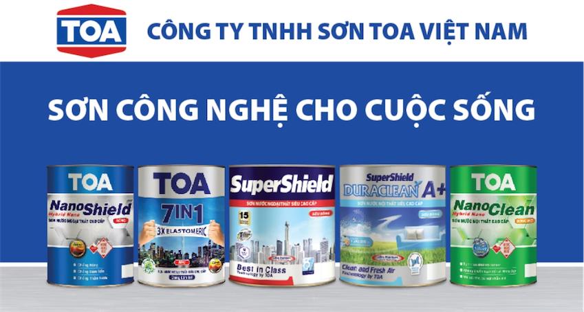"""Sơn Toa Việt Nam nhận danh hiệu Top 10 """"Thương Hiệu Tiêu Biểu Châu Á – Thái Bình Dương"""" 2020 - 2"""