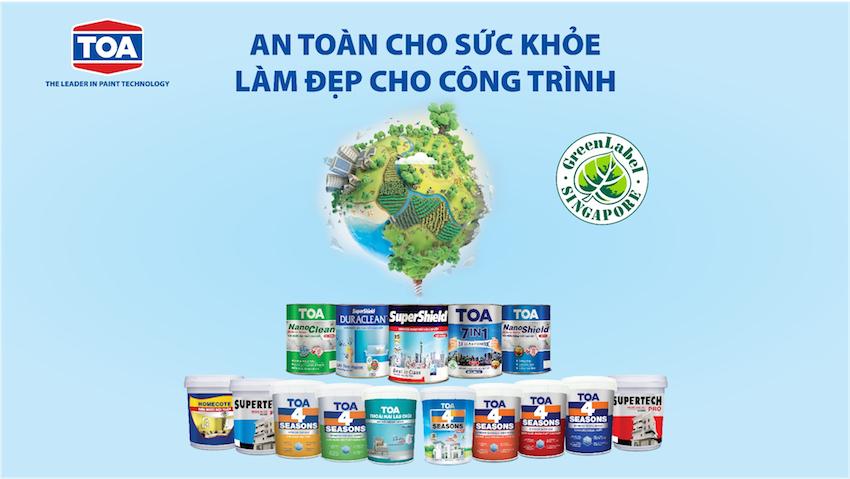 """Sơn Toa Việt Nam nhận danh hiệu Top 10 """"Thương Hiệu Tiêu Biểu Châu Á – Thái Bình Dương"""" 2020 - 3"""