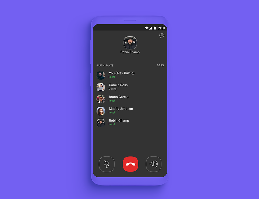 Viber chính thức ra mắt tính năng gọi video nhóm lên đến 20 người - 3