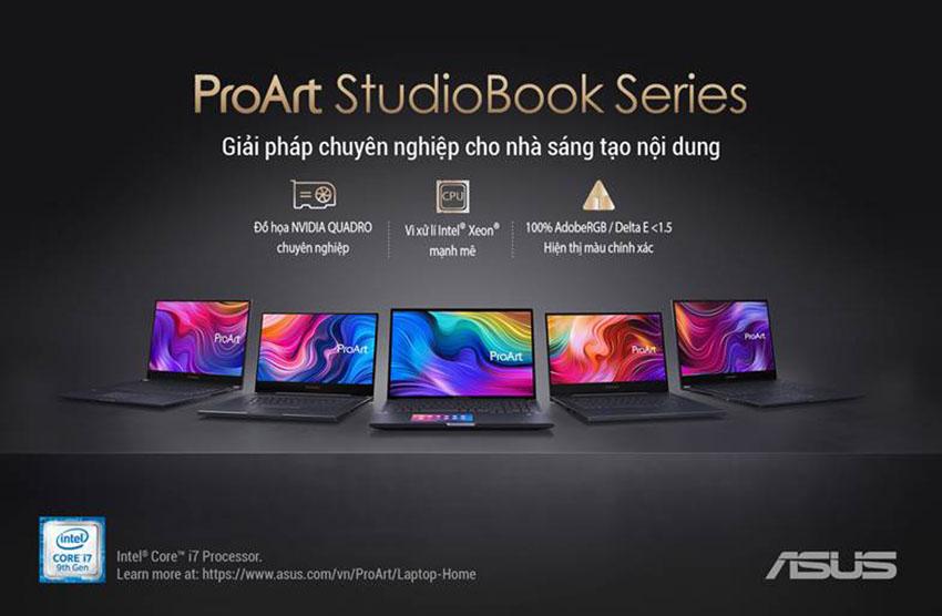 ASUS Việt Nam ra mắt 2 dòng laptop chuyên nghiệp ExpertBook và ProArt - 2