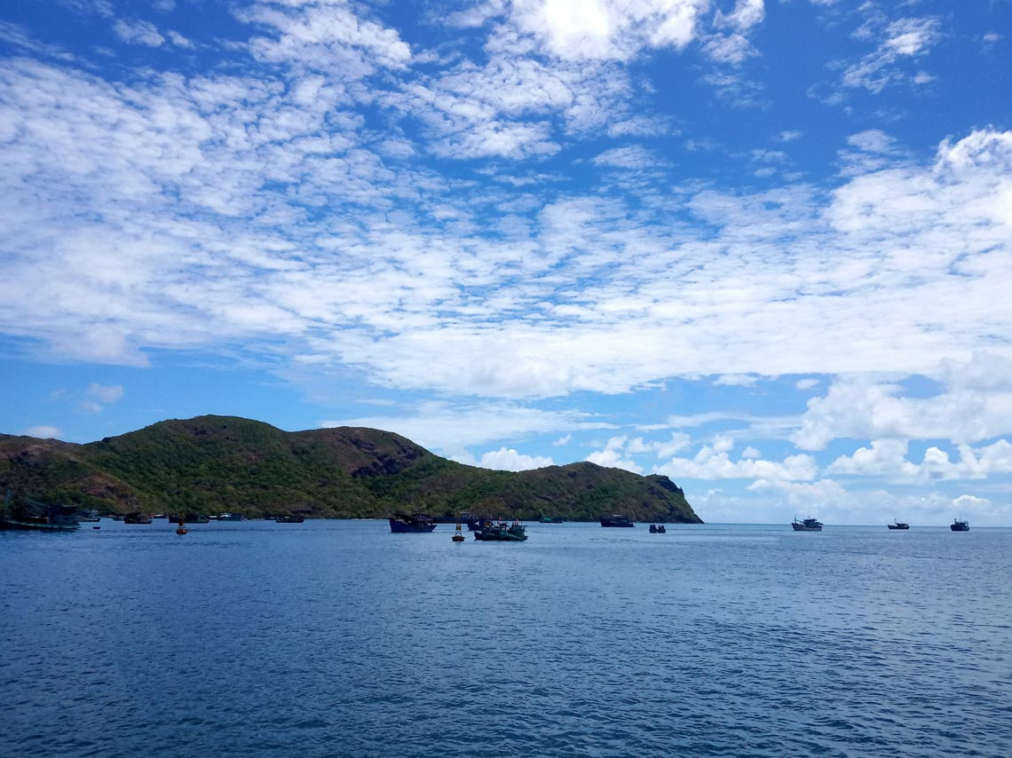 Thong dong Côn Đảo những ngày hè đẹp nhất trong năm -1