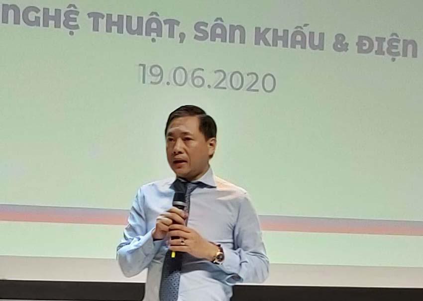 Đại học Văn Lang ra mắt Khoa Nghệ thuật, Sân khấu và Điện ảnh -2