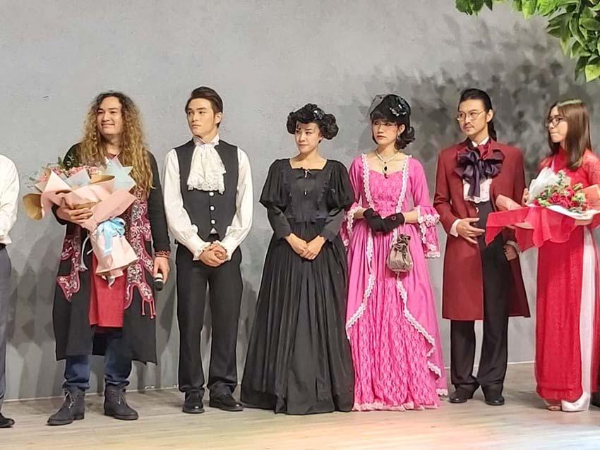 Đại học Văn Lang ra mắt Khoa Nghệ thuật, Sân khấu và Điện ảnh -4