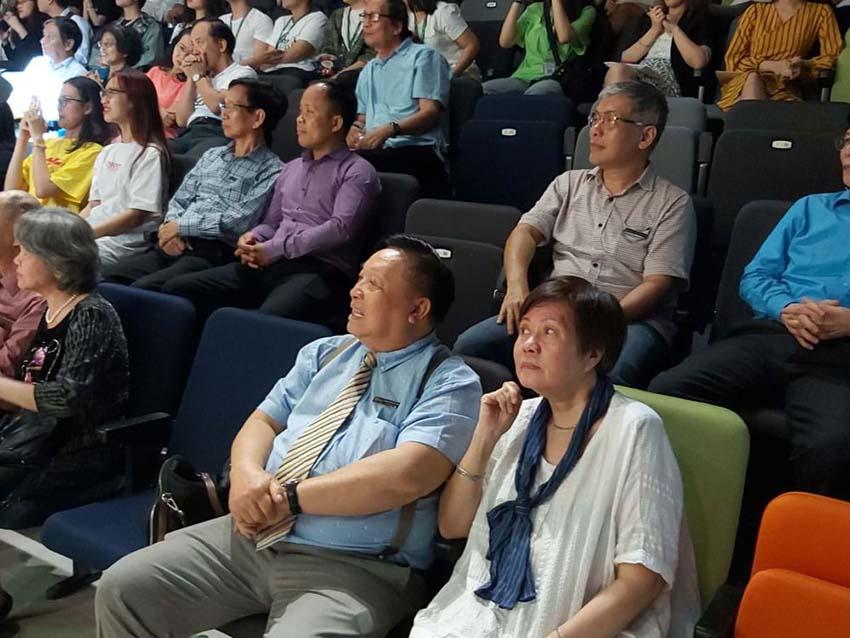 Đại học Văn Lang ra mắt Khoa Nghệ thuật, Sân khấu và Điện ảnh -5
