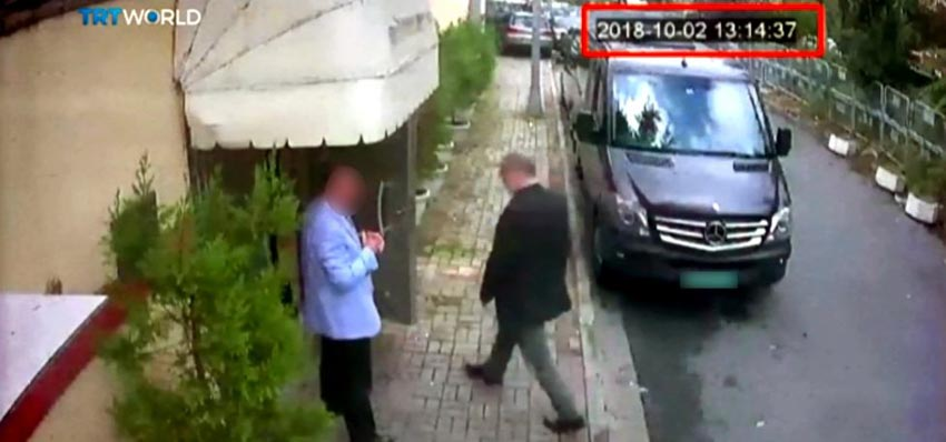 Lật lại hồ sơ cái chết bí ẩn của Jamal Khashoggi -1