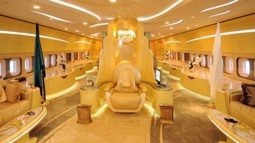 'Máy bay VIP': Xu hướng 'chơi trội' mới của giới siêu giàu -2