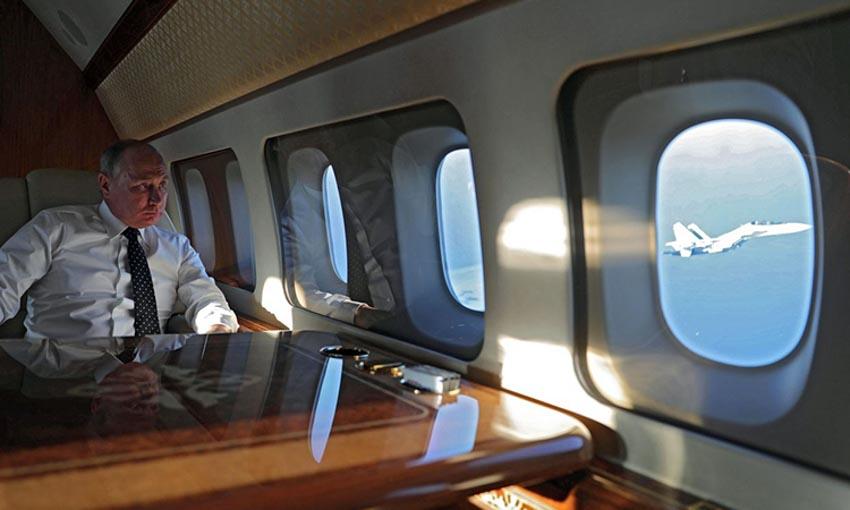 'Máy bay VIP': Xu hướng 'chơi trội' mới của giới siêu giàu -4