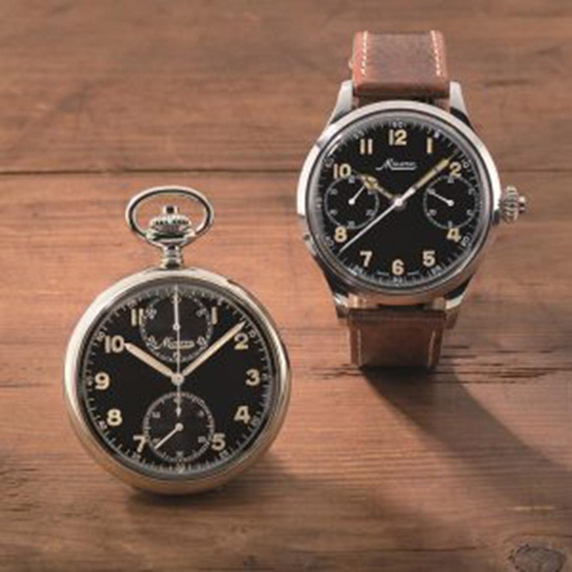 Montblanc tiếp tục ra mắt hai mẫu 1858 mới lấy cảm hứng từ di sản Minerva -5