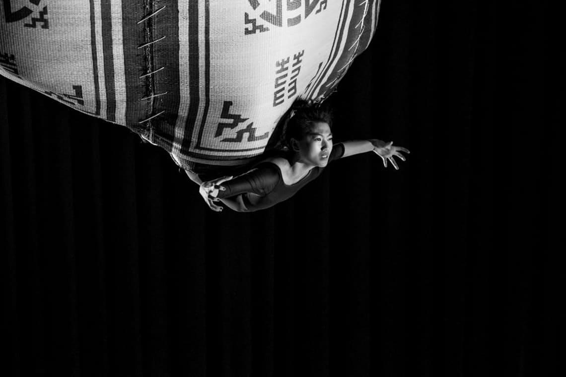 Biên đạo múa Nguyễn Tuyết Minh: Diễn giải 'Truyện Kiều' bằng ngôn ngữ ba lê -1