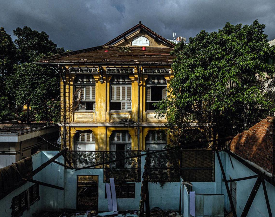 Nhiếp ảnh gia Alexandre Garel và những bức ảnh sẽ kể lại lịch sử Sài Gòn -3