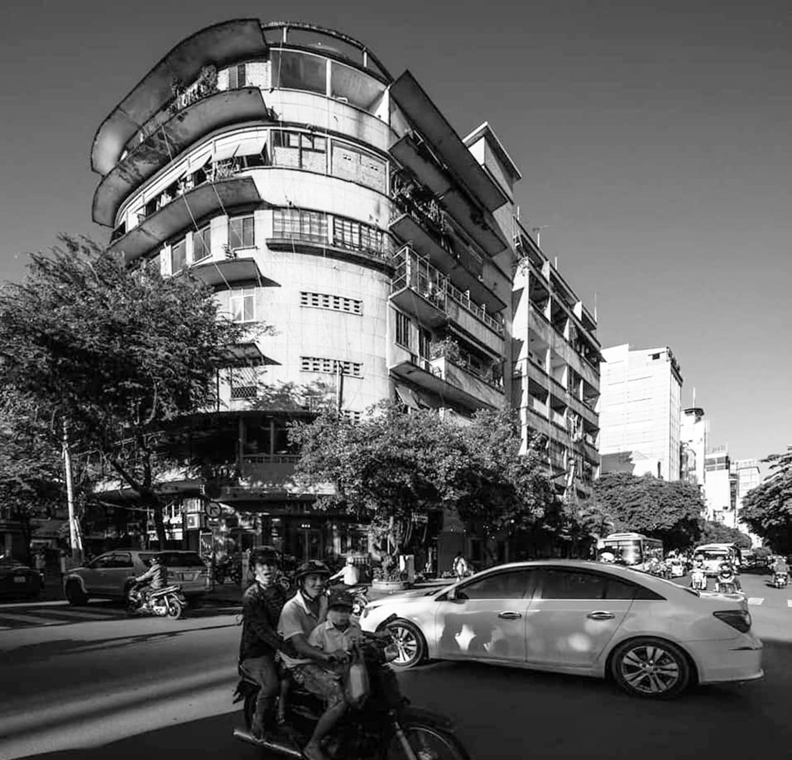Nhiếp ảnh gia Alexandre Garel và những bức ảnh sẽ kể lại lịch sử Sài Gòn -7