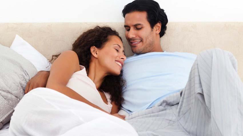Những cách đáng yêu để đánh thức bạn đời vào mỗi buổi sáng -4