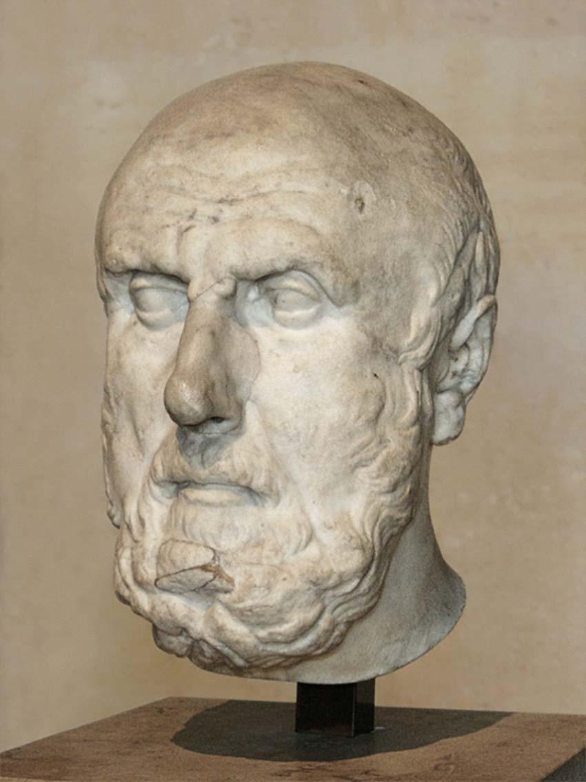 Những cái chết lãng xẹt của các nhân vật nổi tiếng ở Hy Lạp cổ đại -2