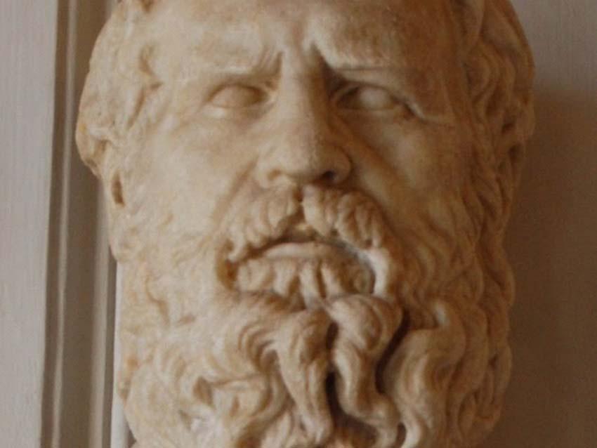 Những cái chết lãng xẹt của các nhân vật nổi tiếng ở Hy Lạp cổ đại -4