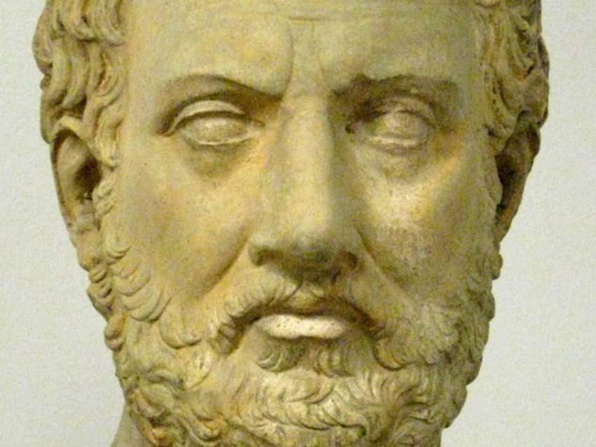 Những cái chết lãng xẹt của các nhân vật nổi tiếng ở Hy Lạp cổ đại -5
