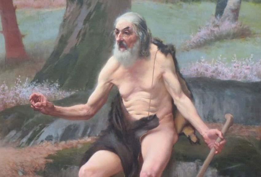 Những cái chết lãng xẹt của các nhân vật nổi tiếng ở Hy Lạp cổ đại -7