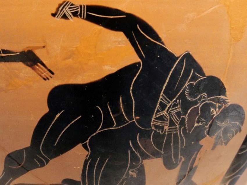Những cái chết lãng xẹt của các nhân vật nổi tiếng ở Hy Lạp cổ đại -8