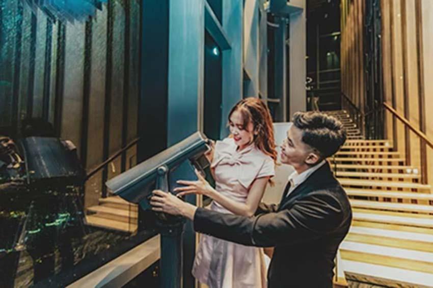 Những điểm hẹn hò mát lạnh, sang chảnh chưa đến 400k của giới trẻ Sài Gòn trong mùa hè này -2