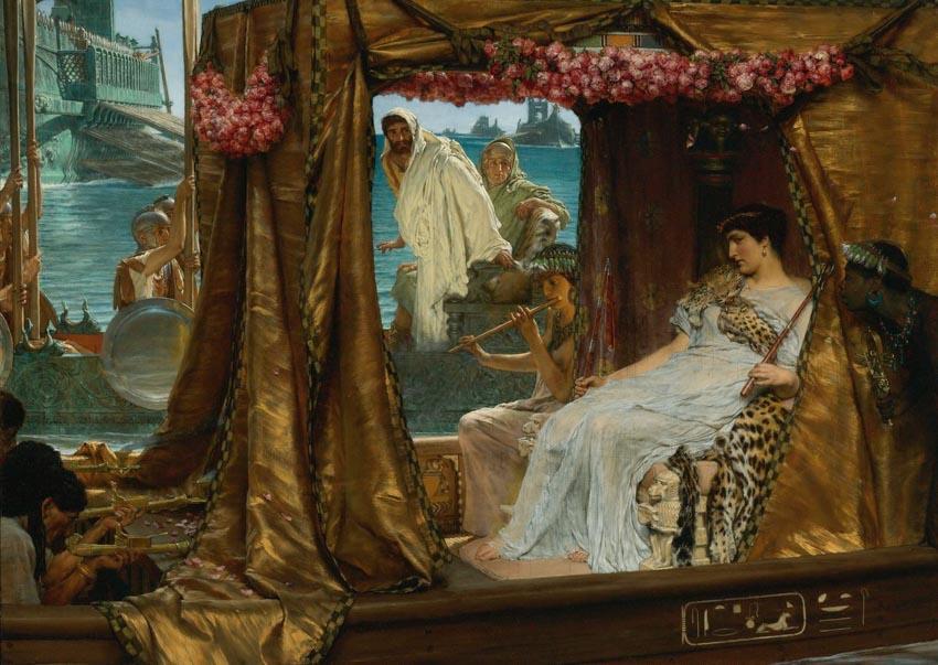Nước hoa của Nữ hoàng Cleopatra -2
