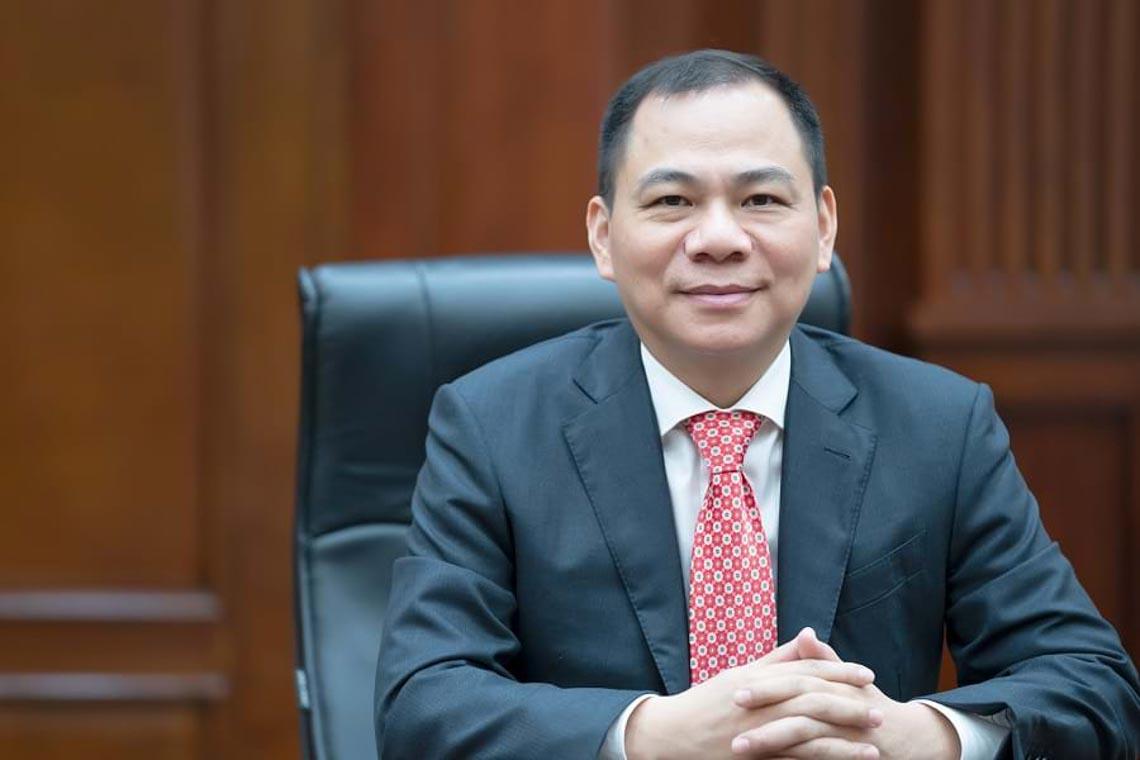 Bloomberg: Người giàu nhất Việt Nam và khát vọng vươn tầm quốc tế -1