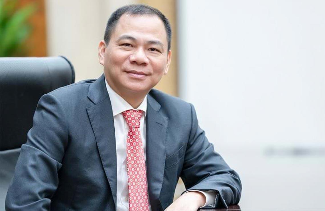 Bloomberg: Người giàu nhất Việt Nam và khát vọng vươn tầm quốc tế -2