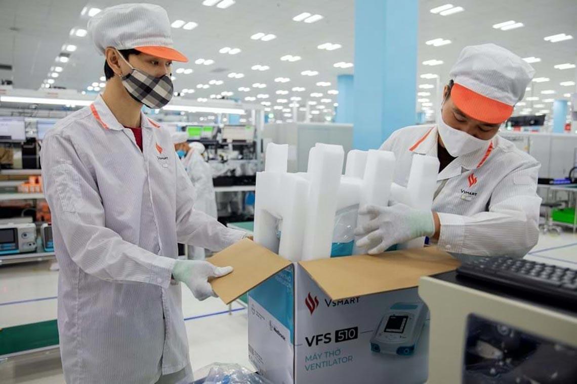 Bloomberg: Người giàu nhất Việt Nam và khát vọng vươn tầm quốc tế -7