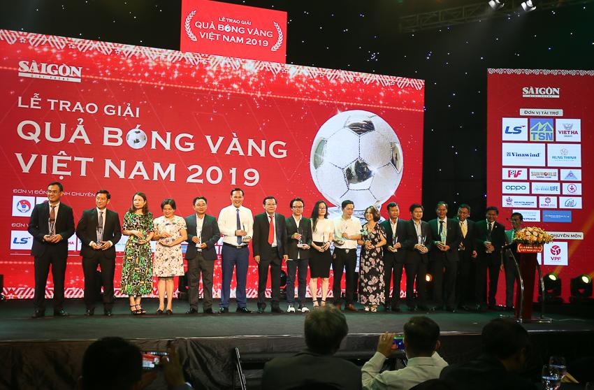 Lễ trao giải Quả Bóng Vàng Việt Nam 2019 tại Khách sạn Rex Sài Gòn - 2