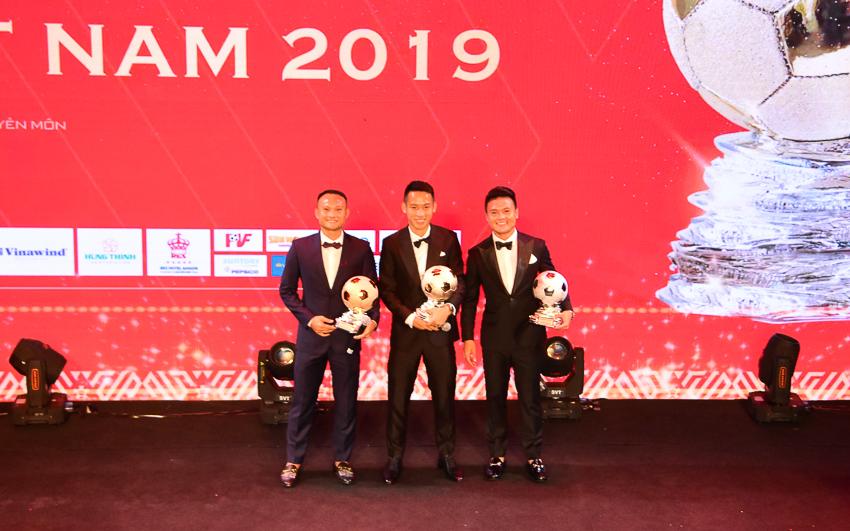 Lễ trao giải Quả Bóng Vàng Việt Nam 2019 tại Khách sạn Rex Sài Gòn - 3