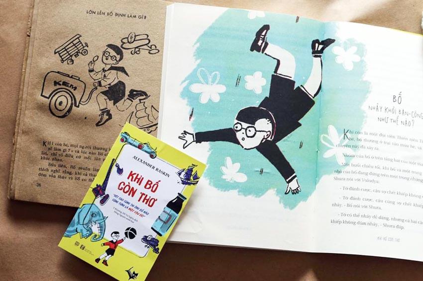 Cuốn sách tuổi thơ và những cuộc hạnh ngộ -2