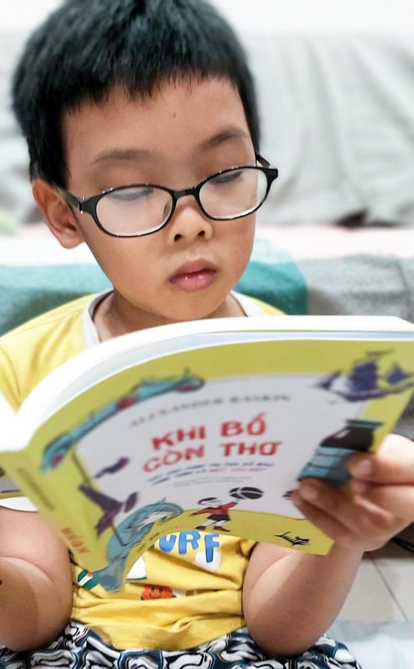 Cuốn sách tuổi thơ và những cuộc hạnh ngộ -3