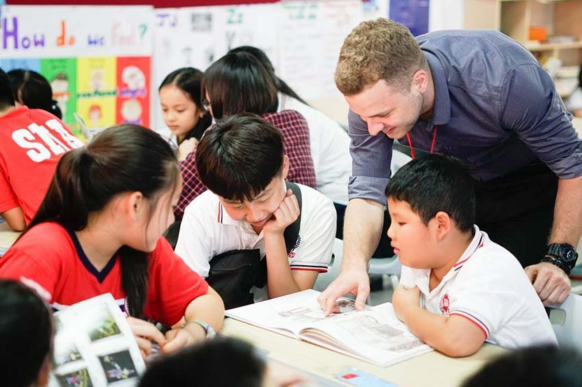 SNA sắp có thế hệ đầu tiên tốt nghiệp chương trình Tú tài Quốc tế IB -2