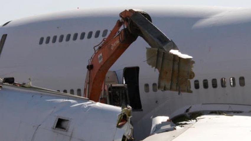 Tái chế máy bay dân dụng, có thể bạn chưa biết -5