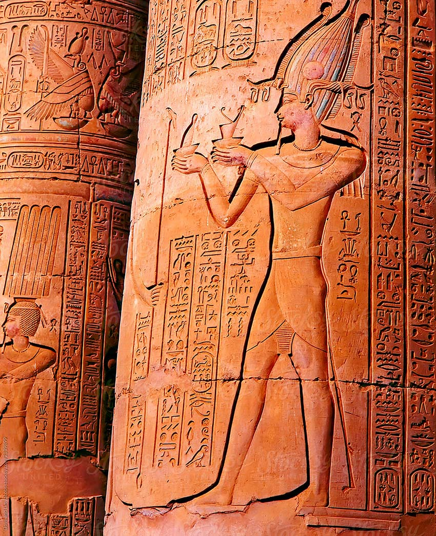 Thú vị Hieroglyph, chữ tượng hình Ai Cập -2