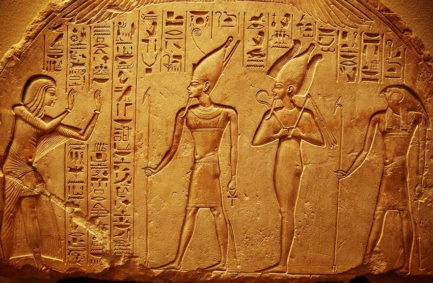 Thú vị Hieroglyph, chữ tượng hình Ai Cập -3