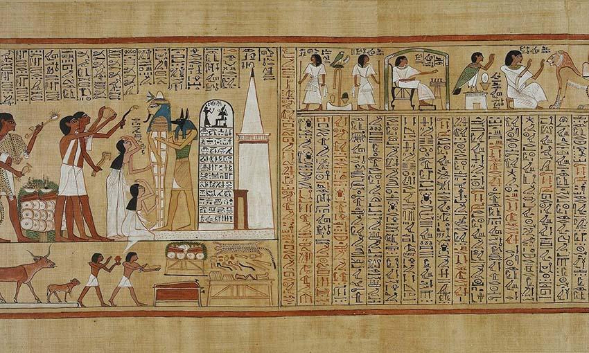 Thú vị Hieroglyph, chữ tượng hình Ai Cập -5