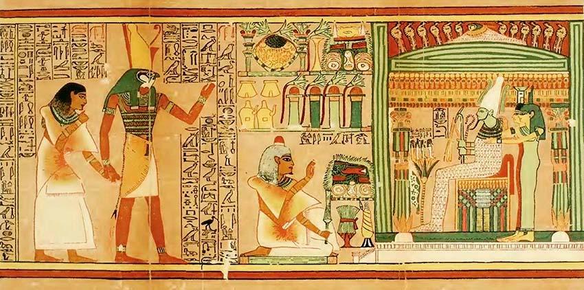 Thú vị Hieroglyph, chữ tượng hình Ai Cập -6