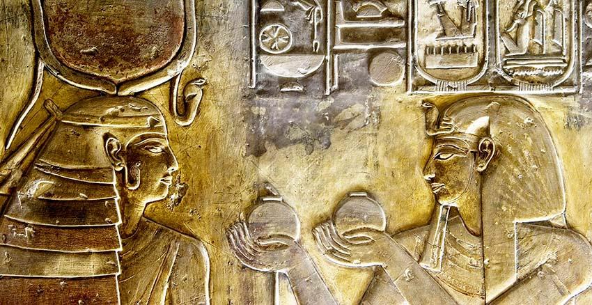 Thú vị Hieroglyph, chữ tượng hình Ai Cập -11