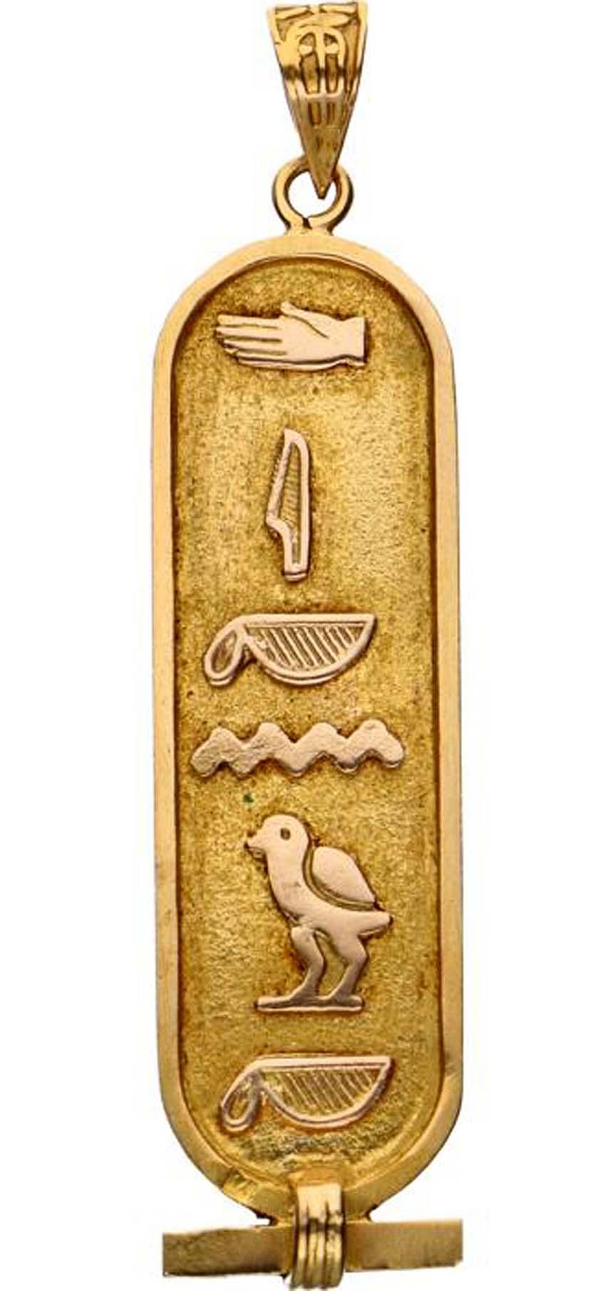 Thú vị Hieroglyph, chữ tượng hình Ai Cập -18