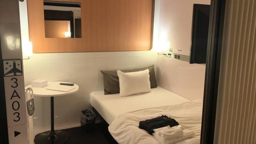 Thưởng ngoạn hệ thống khách sạn độc đáo của Nhật Bản -2